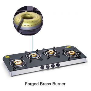 glen forged brass buners